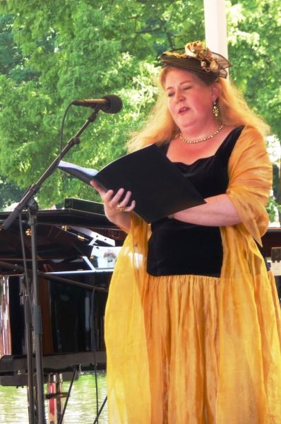Sopraan Hannie Slingerland
