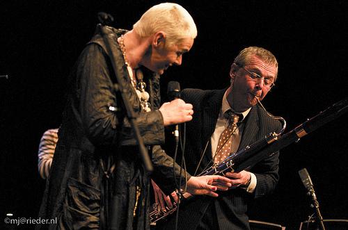 trio JanWillem vd Ham (Fagottist-Saxofonist)