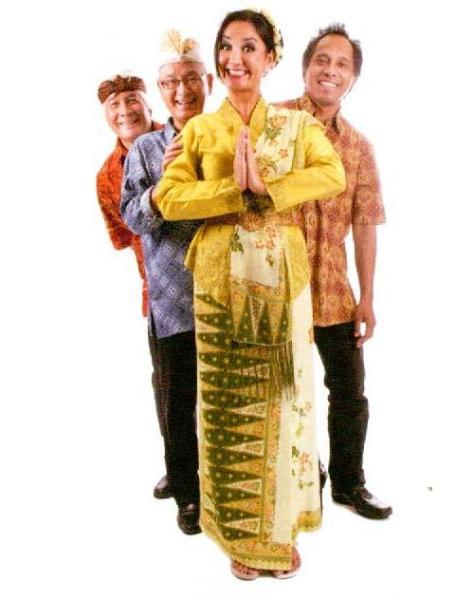 Krontjong (Indische Sfeermuziek)