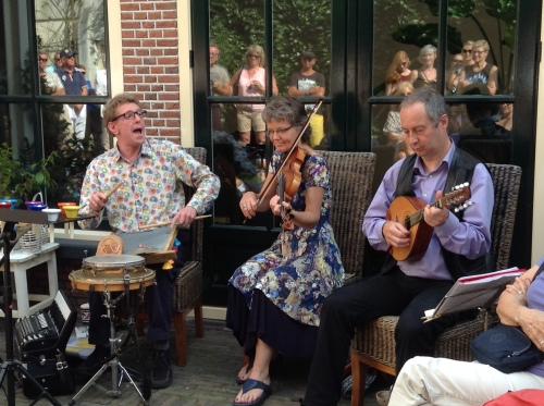 Trio Franje (Ierse Muziek)