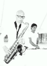 DJ & Lounge Saxofonist Applejam