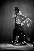 Fatih Jackson (Michael jackson act)