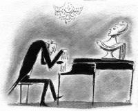 Klassieke pianist