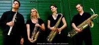 Pyton Sax Kwartet