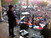 Sonny G (live in Leiden)