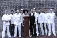 Latin super band Accion con Clave