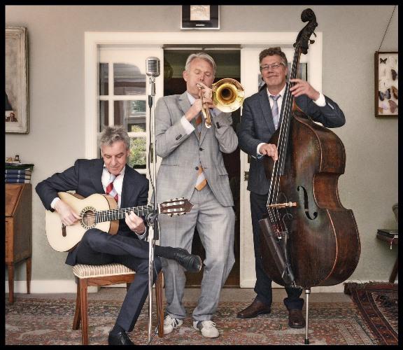 Bingham Boys trio